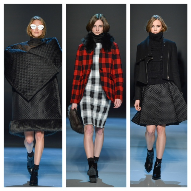Pink Tartan Fall Winter 2014 Collection