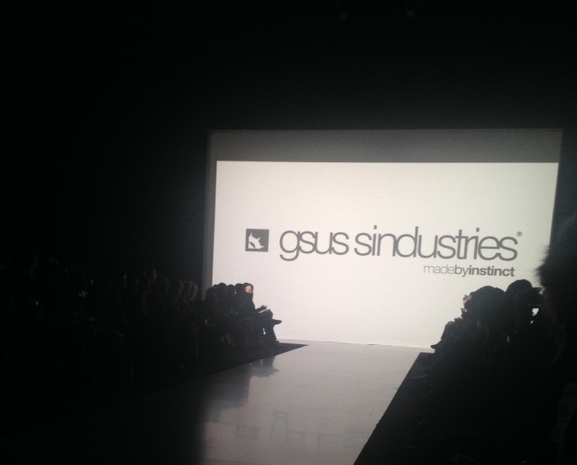 GSUS Sindustries Fall 2014