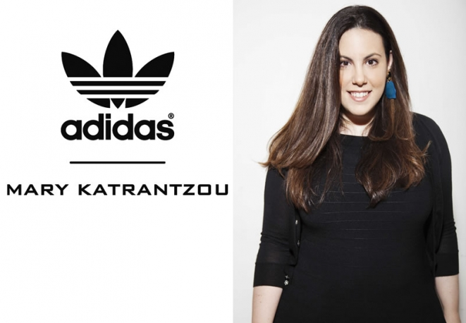 Addidas x Mary Katrantzou