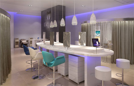 Elemis Spa Heathrow Airport
