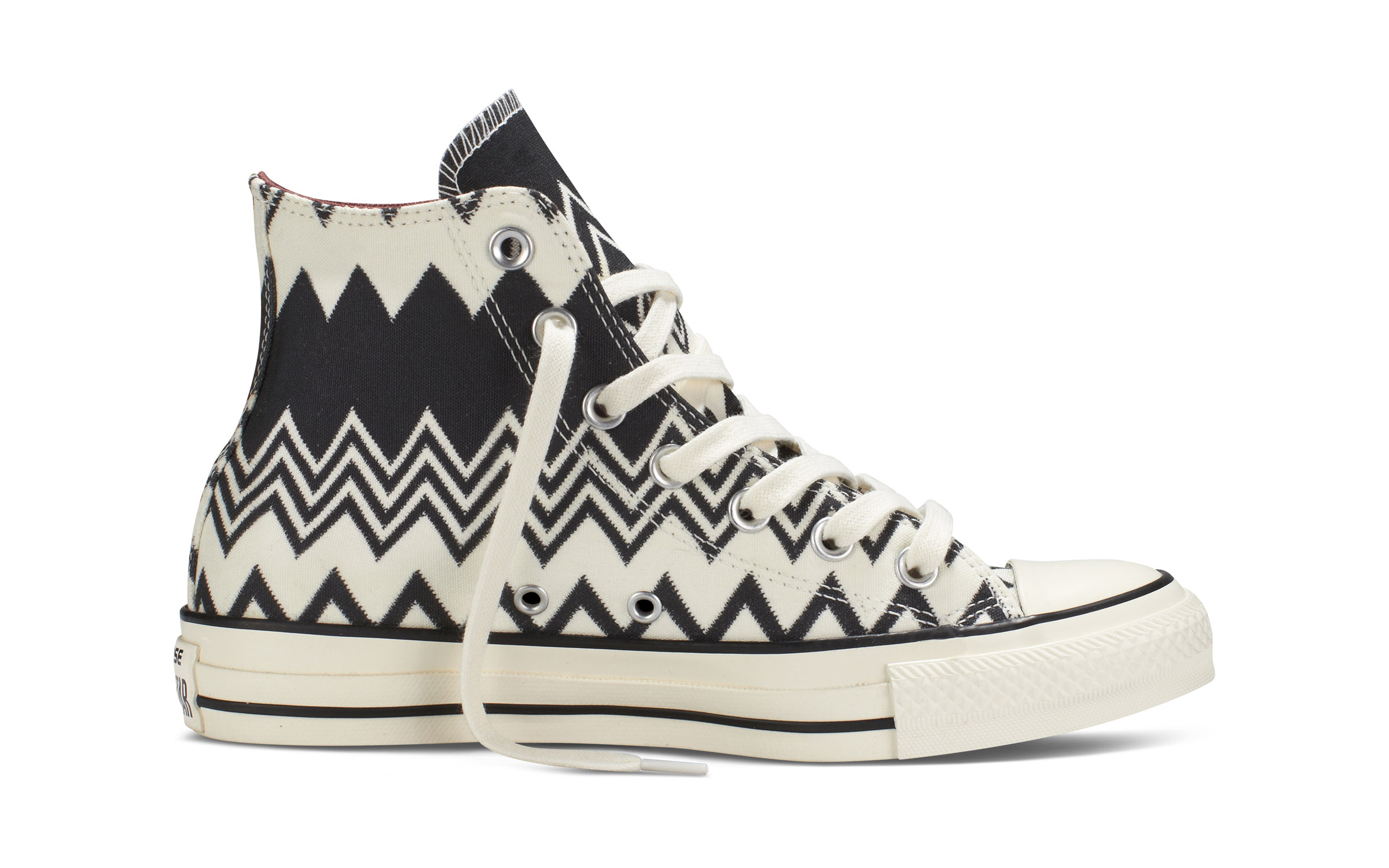 converse x missoni chuck taylor all star fall 2014 collection so sasha. Black Bedroom Furniture Sets. Home Design Ideas