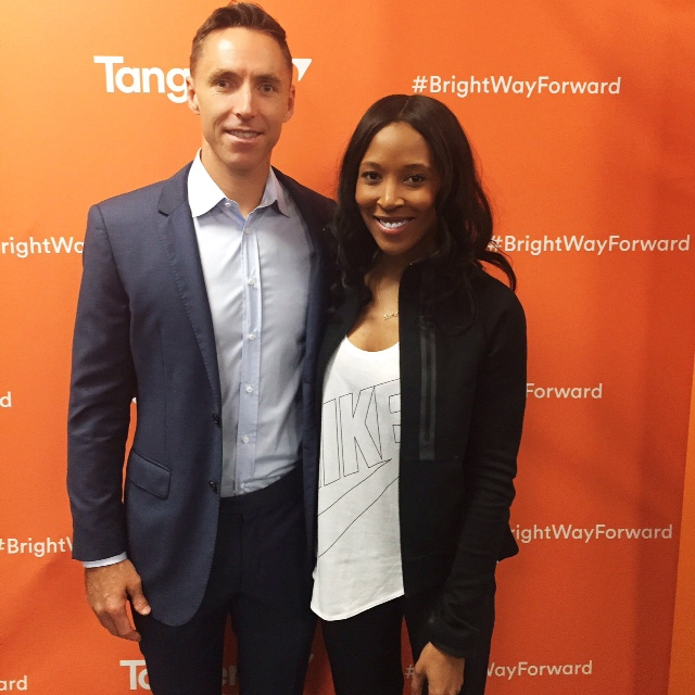 Steve Nash - Tangerine Bright Way Forward