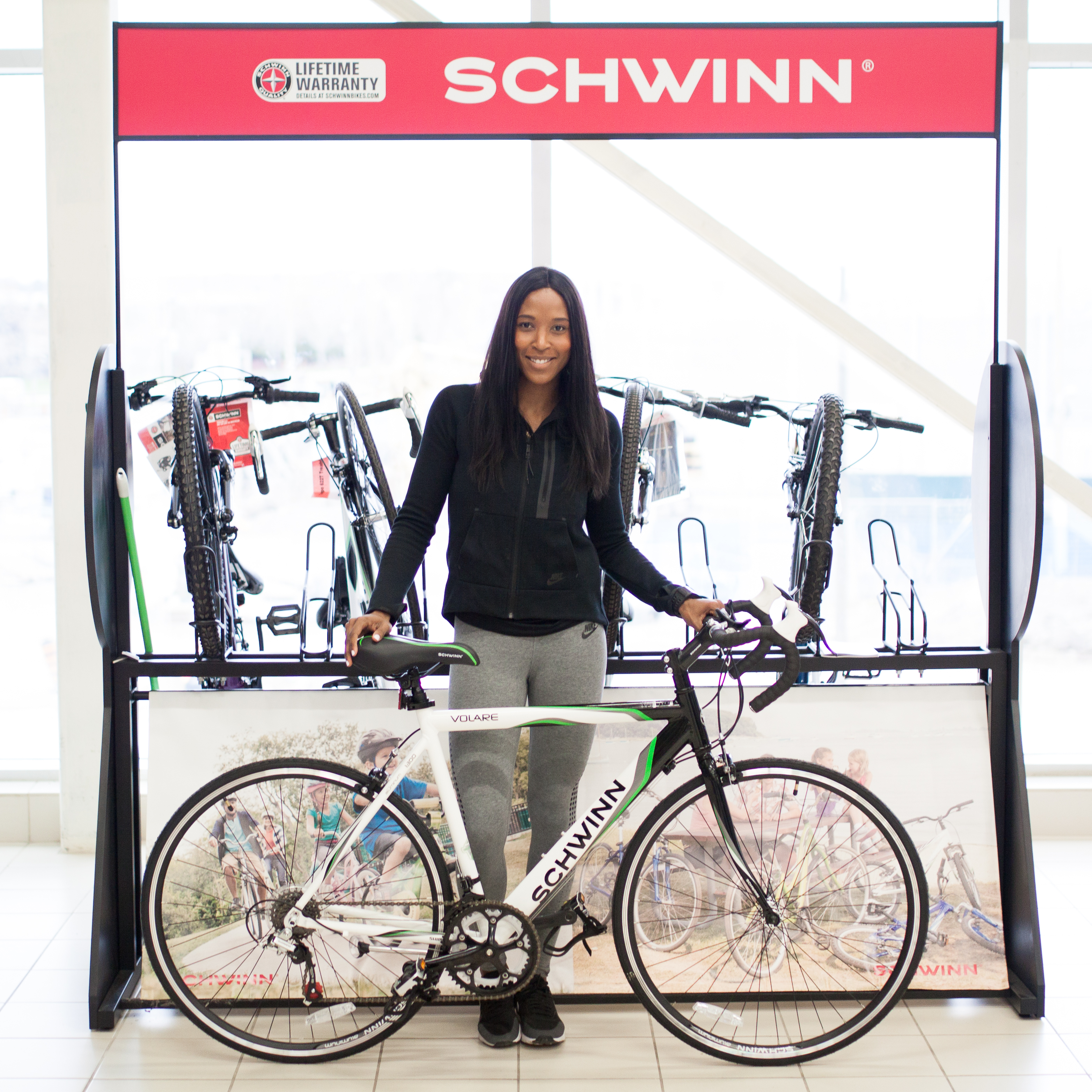Ride With Schwinn