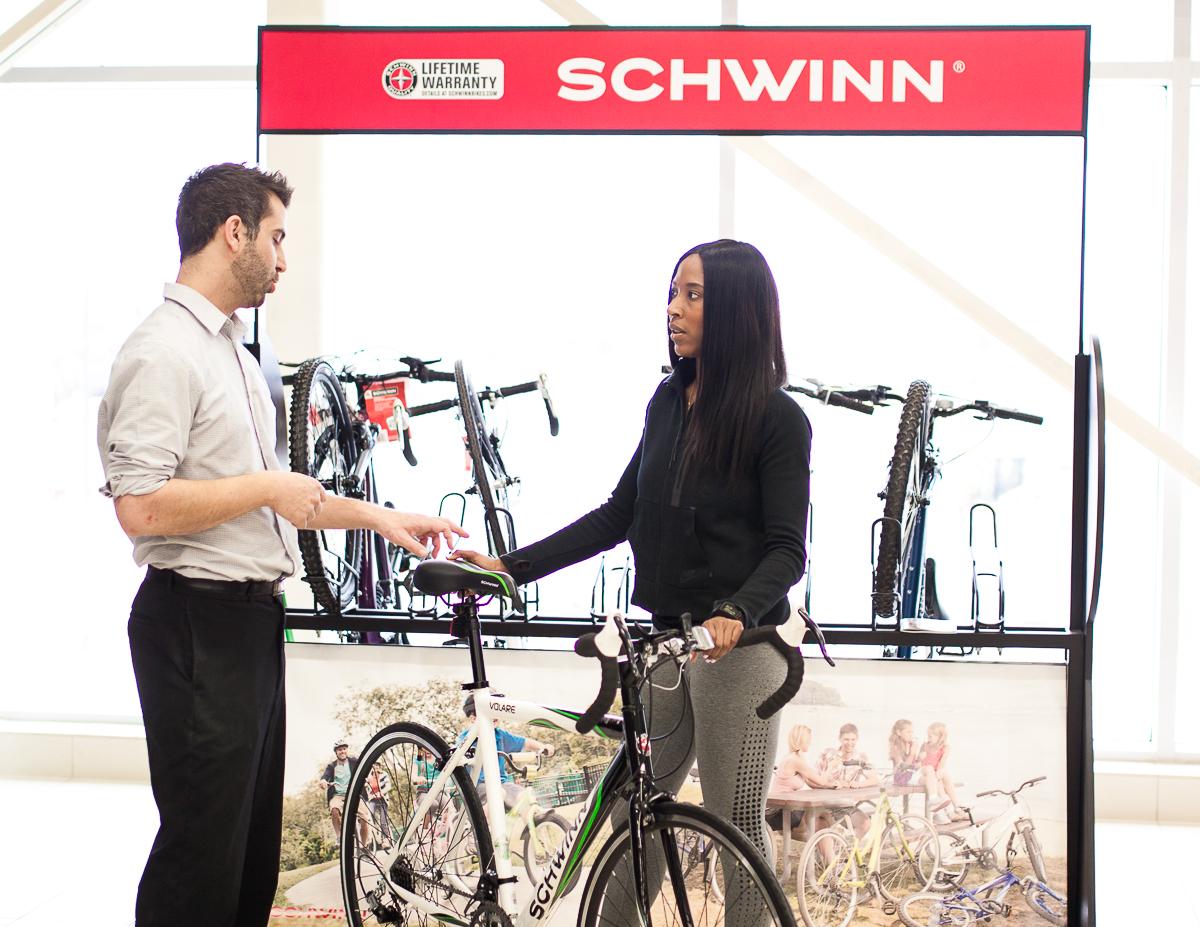 Summer With Schwinn