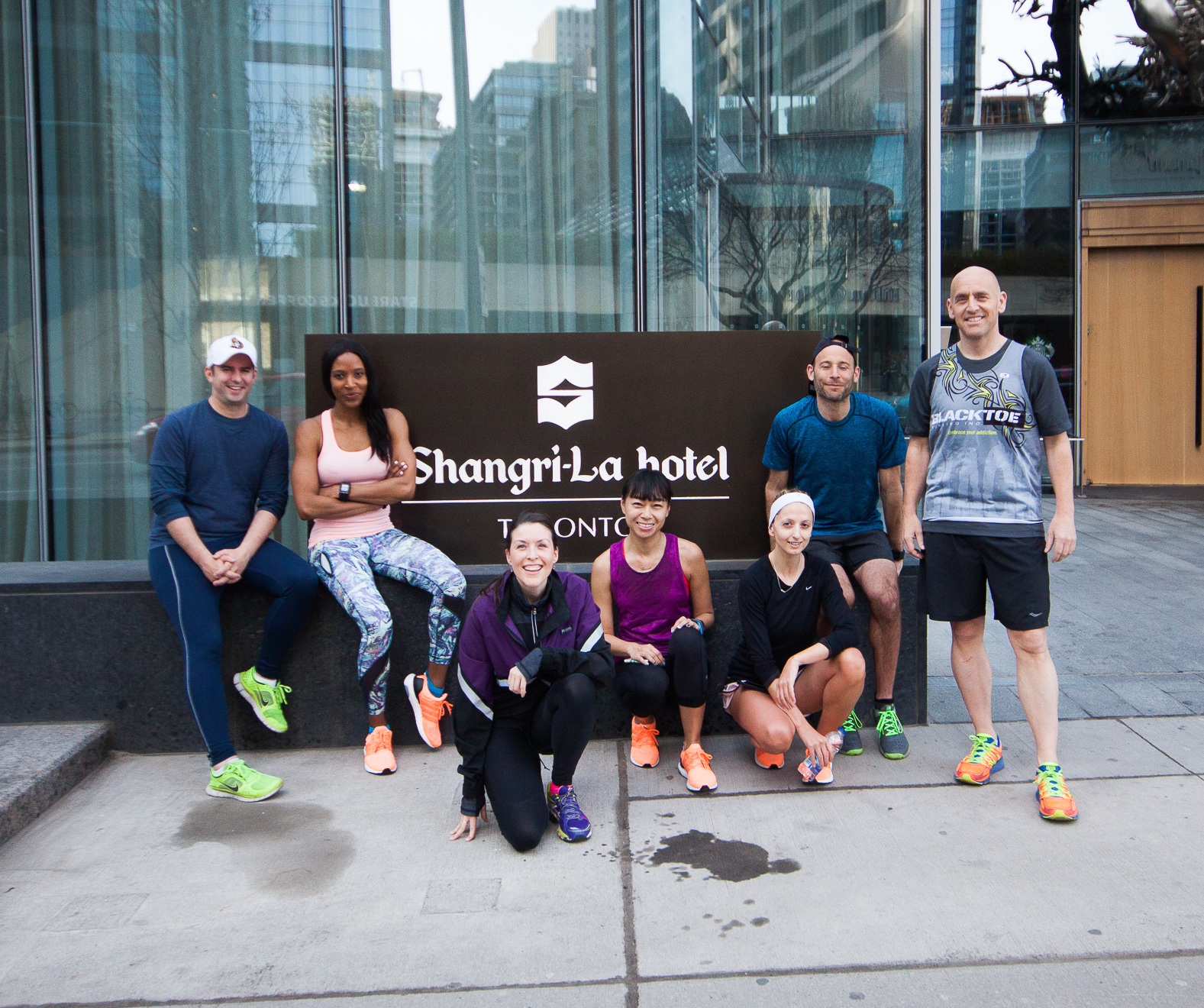 Running Is Shangri-La Experience