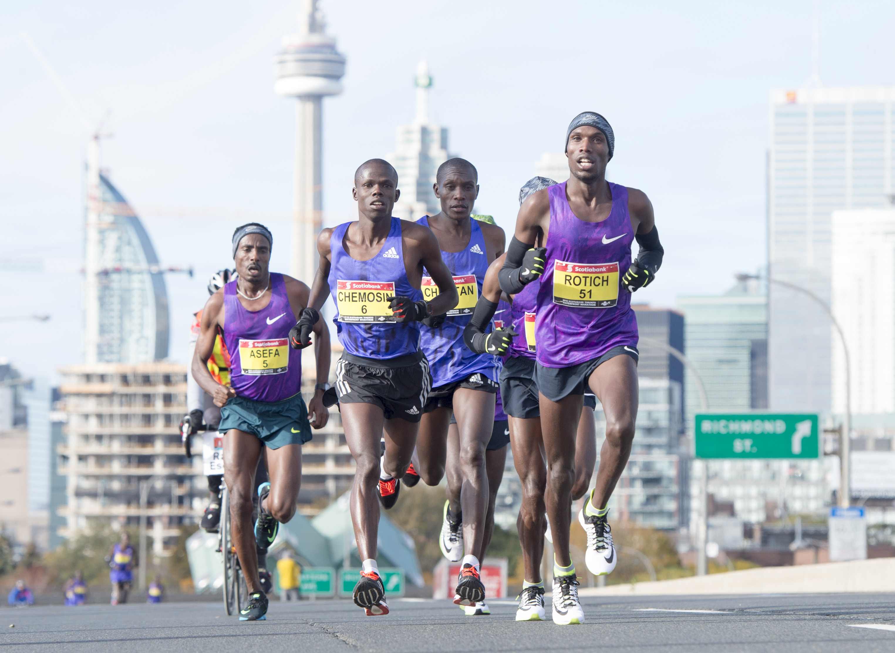 Scotiabank Toronto Waterfront Marathon