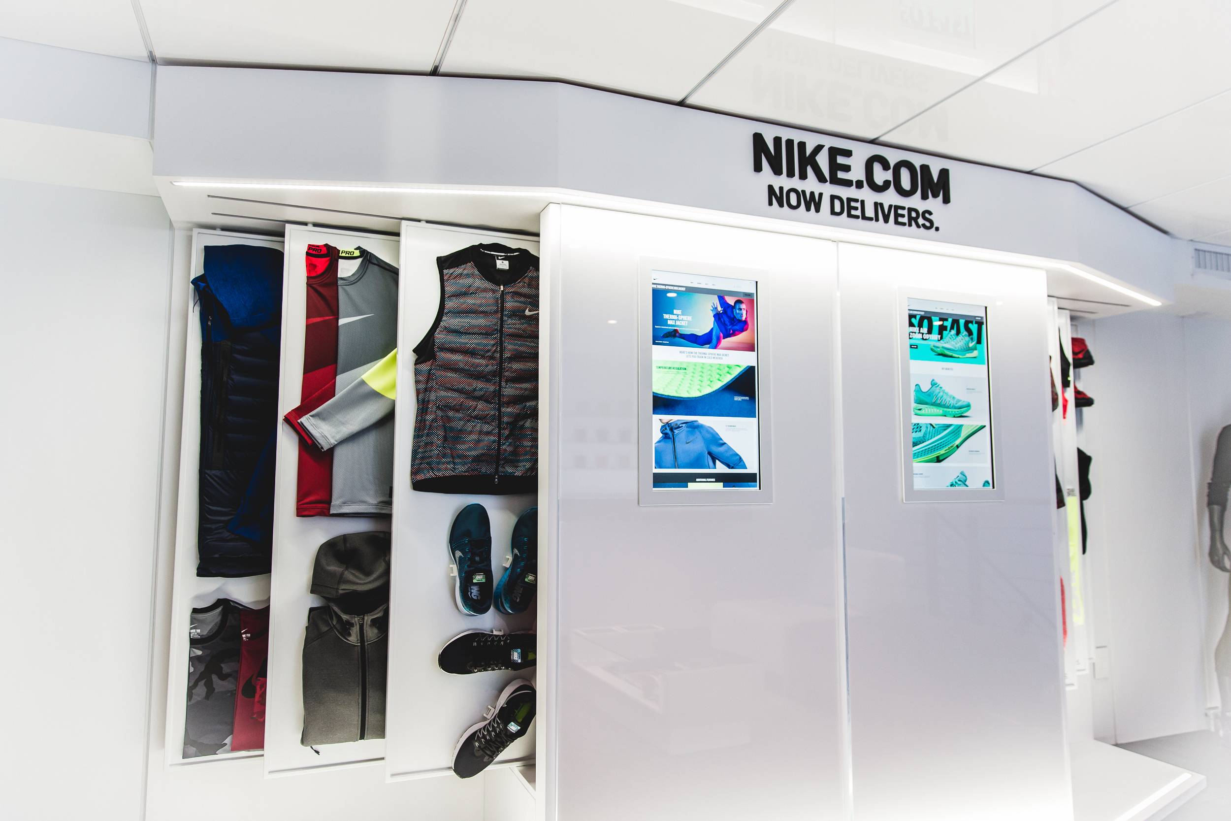 Nike Dot Com Launch