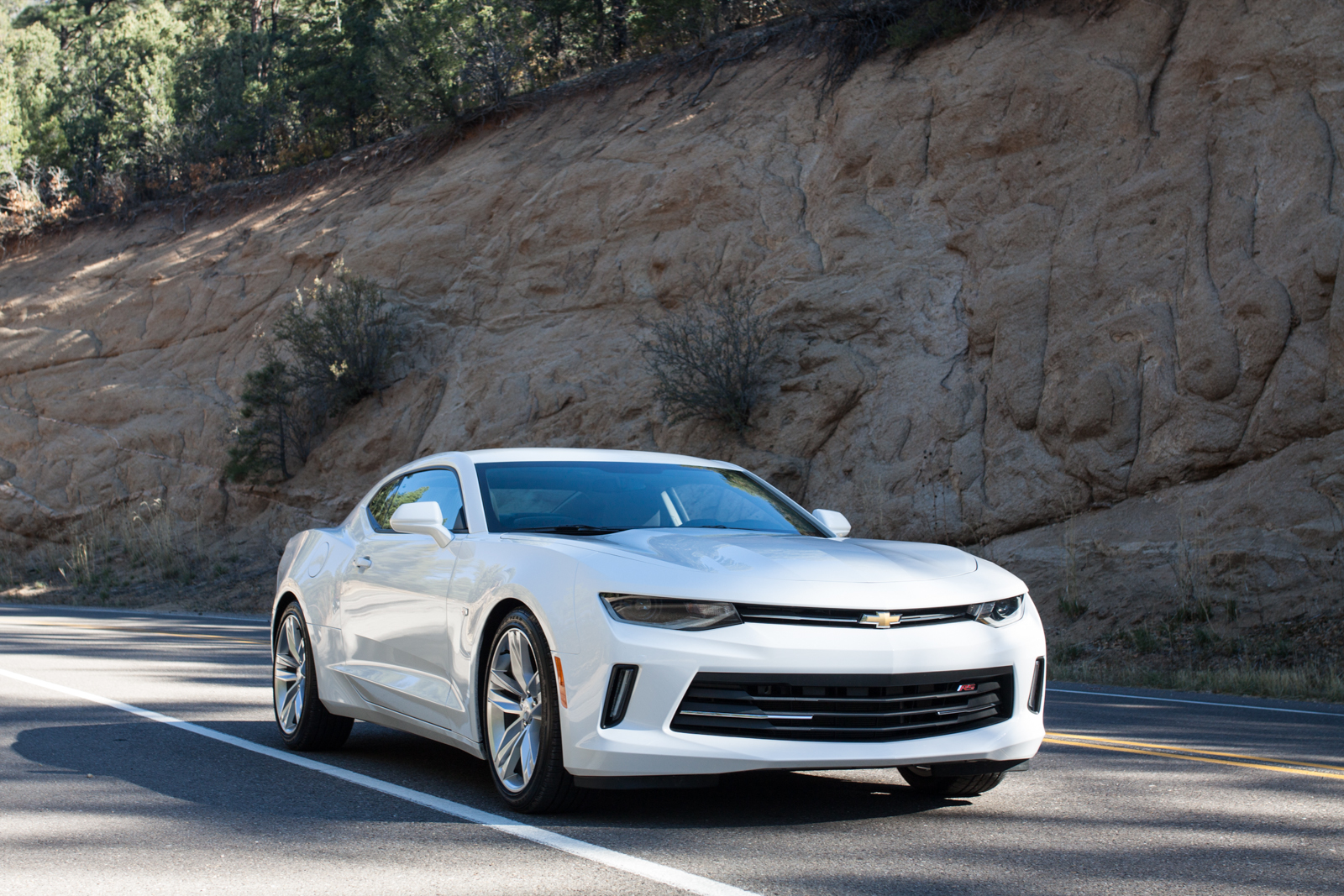 Find New Roads Camaro
