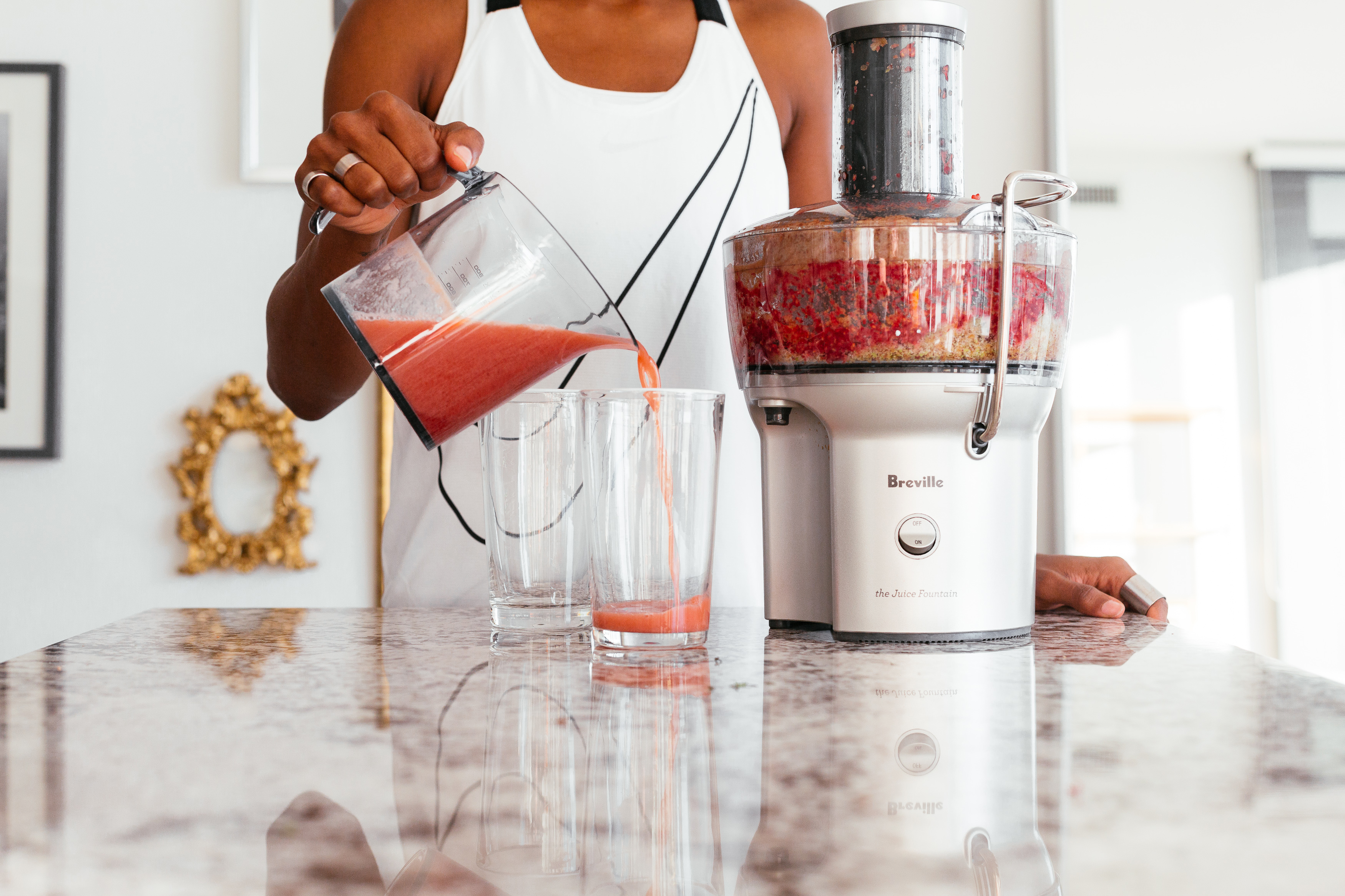 HBNewYou Juicing Recipes