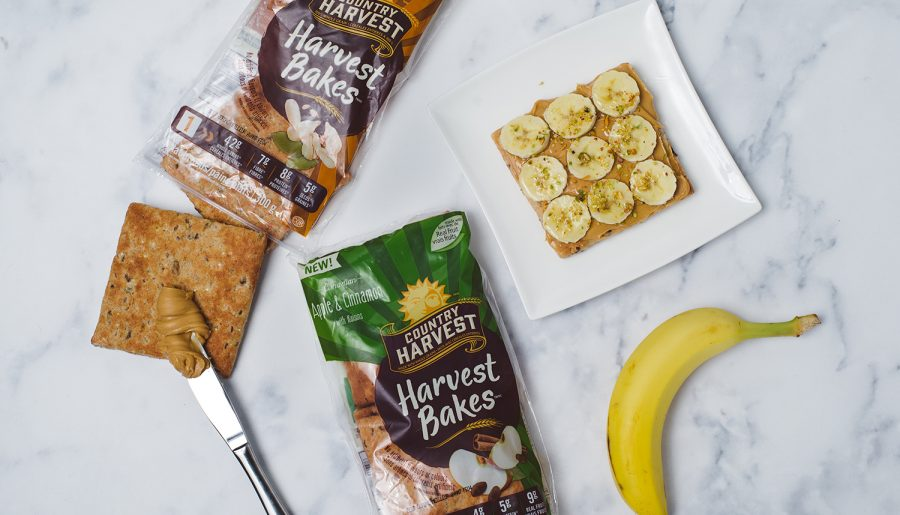 Snacking Just Got Fresher with Harvest Bakes